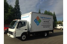 - Vehicle Graphics - Ready-To-Apply Graphics - Pacific Rim Insulation Inc. - San Jaun Islands, WA