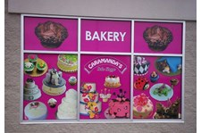 - Image360-Lexington-KY-Window-Graphics-Restaurant-Caramandas-Bakery