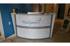 MaidPro Front Counter Wrap in Weymouth, Mass